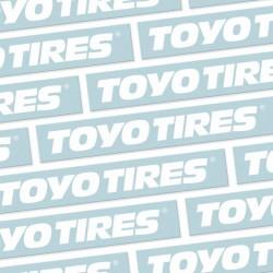 Long Sticker ToyoTires